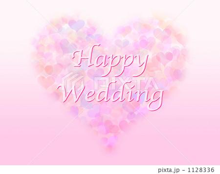 Happyweddingのイラスト素材 Pixta