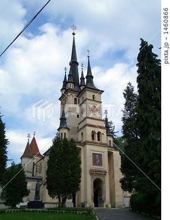 聖ニコラエ教会 教会 ルーマニア...