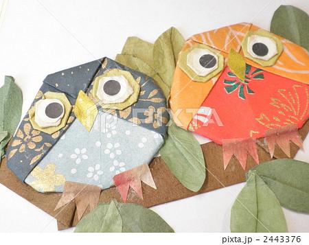 簡単 折り紙:折り紙細工-pixta.jp
