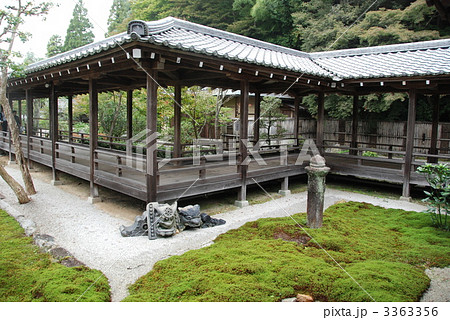 南禅寺の「渡り廊下」(京都市左京区)