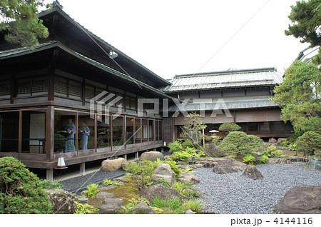 伝統的日本家屋の写真素材 [4144...