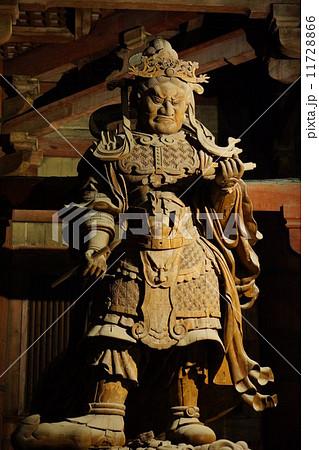 廣目天 仏教の写真素材 - PIXTA