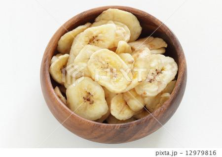 チップス 栄養 バナナ