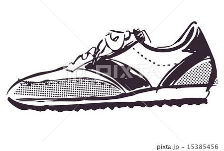 運動靴のイラスト素材 , PIXTA