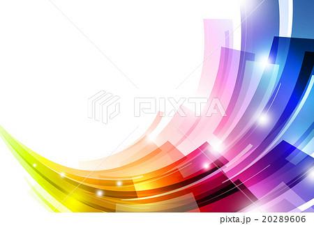 虹色のイラスト素材 Pixta
