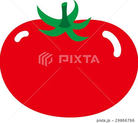 ミニトマトのイラスト素材 Pixta