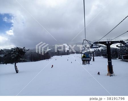 大山国際スキー場の写真素材 - P...
