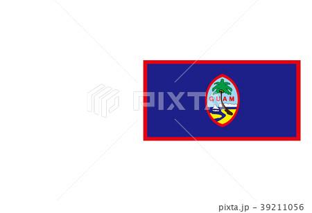 グアムの地図のイラスト素材 , PIXTA
