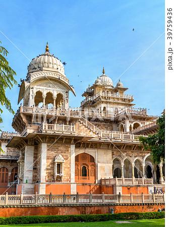 The Albert Hall Museum In Jaipur, India