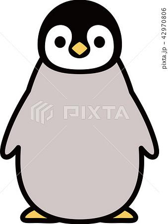 ペンギン 赤ちゃん イラスト